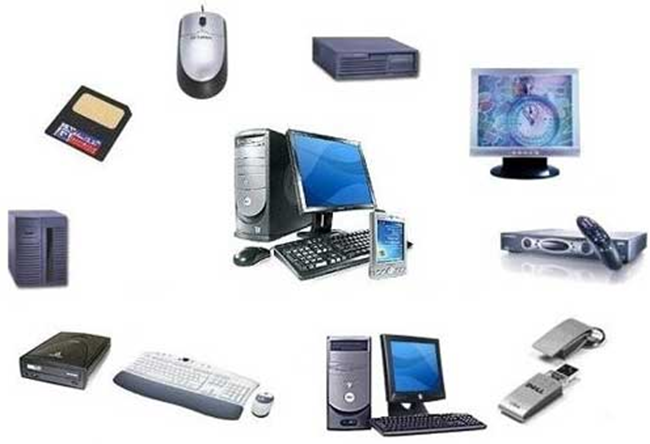 All System Devices and Peripherals
