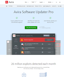 Avira Software and Driver Updater Pro