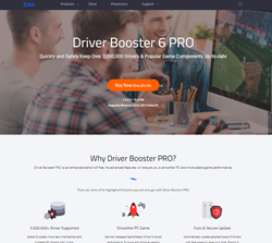 IObit Driver Booster and Updater